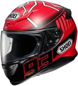 Shoei RF-1200 Marquez 3 TC-1 Full-Face Helmet