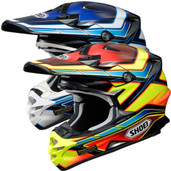 Shoei VFX-W Capacitor Off-Road Helmet