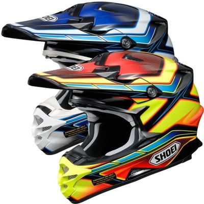 Shoei VFX-W Capacitor Off-Road Helmet
