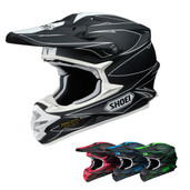 Shoei VFX-W Hectic Off-Road Helmet
