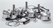 Piston Kit Kaw Zx6r Std