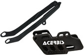 Acerbis Chain Guide/slider Kit Black Kawasaki