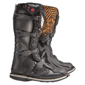 Fly Maverik Boots Black Sz 12 363-56112