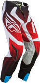 Fly Lite Hydrogen Pant Red Sz 28s 366-73228S