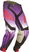 Fly Lite Hydrogen Pant Red/purple Sz 28 366-73828