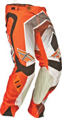 Fly Evolution Vertigo Pant Orange/Grey/Black Sz 30 367-23730