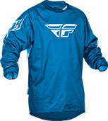 Fly Windproof Technical Jersey Blue Large 367-801L