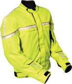 Adaptiv Glowrider Jacket Fluorescent Green Medium J-01-NG-M