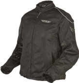 Fly Ladies Coolpro Ii Mesh Jacket Black M 5791 477-8020~2