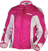 Fly Ladies Coolpro Ii Mesh Jacket Pink L 5791 477-8028~3