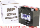 WPS Battery Maint Free Ctx20-bs
