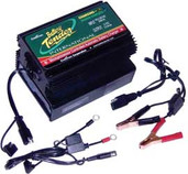 Battery Tender Quick Disconnect Lead W/clamps 081-0142-1