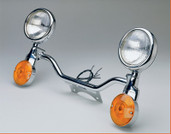 National Cycle Light Bar Honda Shadow Vt1100 N921