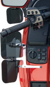 National Cycle Wing Deflector Mir Mount Dk Smk N5108