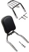 National Cycle Back Rest Kit Yamaha Xv250 P9301