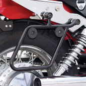 National Cycle Cruiseliner Mount Kit Blk Honda Gl1500c Valkyrie KIT-SB006