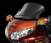 National Cycle Vstream Windshield Quant Ctd Honda No Vent Hole Gl1800 N20012