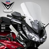National Cycle Vstream Windshield Fmr Ct Kawasaki Clear Ninja 1000 N20107