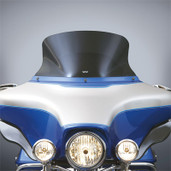 National Cycle Vstream Windshield Harley Dk Smk 10.75  Flh N20404