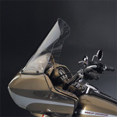 National Cycle Vstream Windshield Harley Clr 18  Fltr N20421