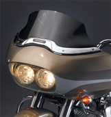 National Cycle Vstream Windshield Harley Dk Smk 9.25  Fltr N20423