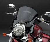 National Cycle Vstream Windshield Suzuki Shrt Dk Smk M109r2 N28204