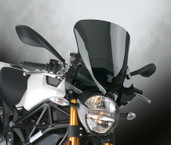 National Cycle Vstream Windshield Ducati Sport Dk Smk Monster N28213
