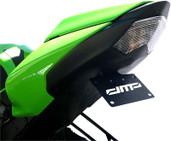 DMP License Plate Light Kit Black W/white Led 900-2042