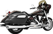 Freedom Duals W/4  Muffler Chrome Roadstar 1600-1700 MY00103