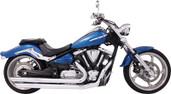 Freedom Exhaust Patriot Chrome Raider MY00055