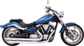 Freedom Exhaust Patriot Chrome Roadstar 1600-1700 MY00035