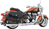 Freedom Duals 2.5  M-16 Chrome/ Black Indian Chief IN00014
