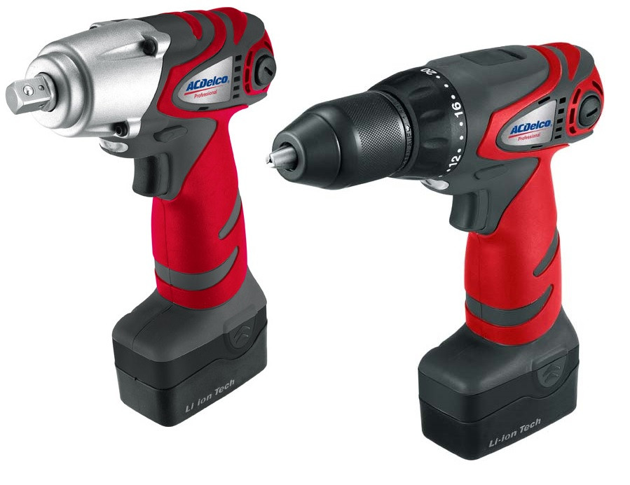"""1//2/"""" ACDelco Li-ion 18V 13 mm 2-Speed Drill Driver ARD2095 tool only"""