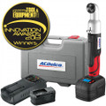 "ARI2044B Li-ion 18V 3/8"" Angle Impact Wrench with Digital Clutch"
