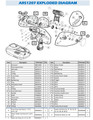 Acdelco ARS1207 Spares