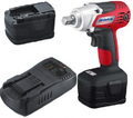 "ARI2056-4 Li-ion 18V 1/2"" Impact Wrench with AB2045L Li-ion 18V 2.0 Ah Battery Pack and ADC20US37-30 Intelligent Charger with AFCS"