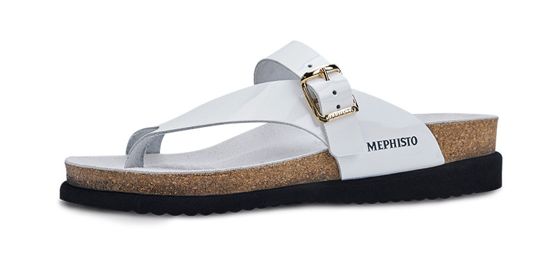 8f02dded891 Mephisto Helen White Patent. Image 1. Loading zoom