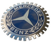 Badge,  Mercedes