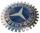 Badge,  Mercedes