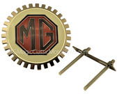 Badge, MG