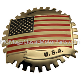 Badge, US Flag
