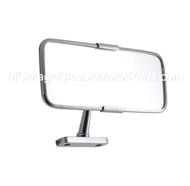 MG TD Replica Dash mount mirror Gazelle Dash Mount Mirror 1929 Mercedes Replica Dash Mount Mirror