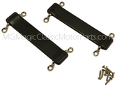Door,  Check Strap Set (Pair with Footman Loops & Screws)