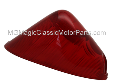 Gazelle and MG TD Replica Replacement Taillight lens