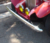Bumper, Front, MG Replica (Chrome) 55""