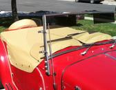 Convertible Top Tonneau Cover, MG Replica
