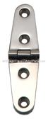 Hinge, Deck Lid, Strap Style Gazelle / SSK (Stainless Steel)