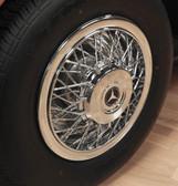 Wheel, Covers, Gazelle / SSK (Chrome) Spoke ABS (Sets)