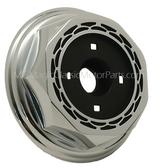Wheel, Wire Basket, Hex Cap