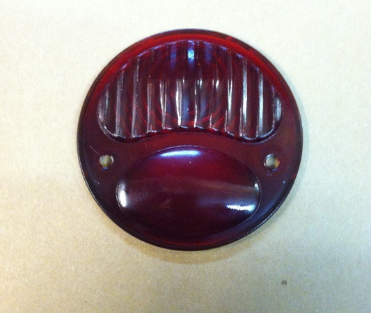 Taillight, Lens, Red, For Other Replica Cars